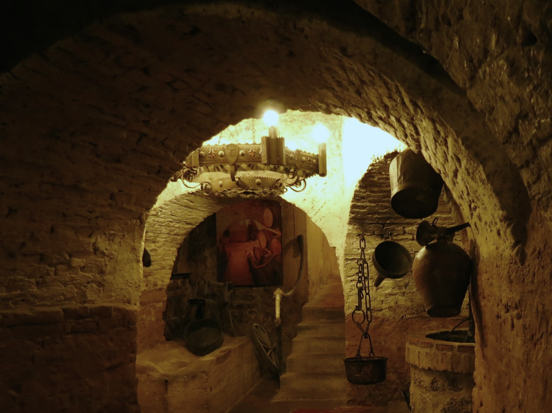 historic cellars
