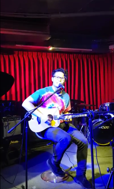 Taipei, Taiwan. @Sappho Live Jazz Club