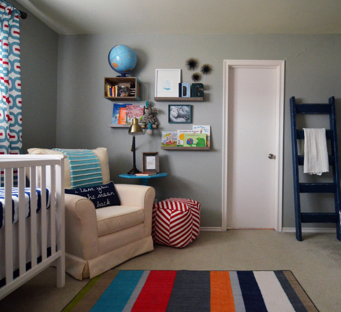 Nursery Upgrade  |  Stephen & Kellie Graddy