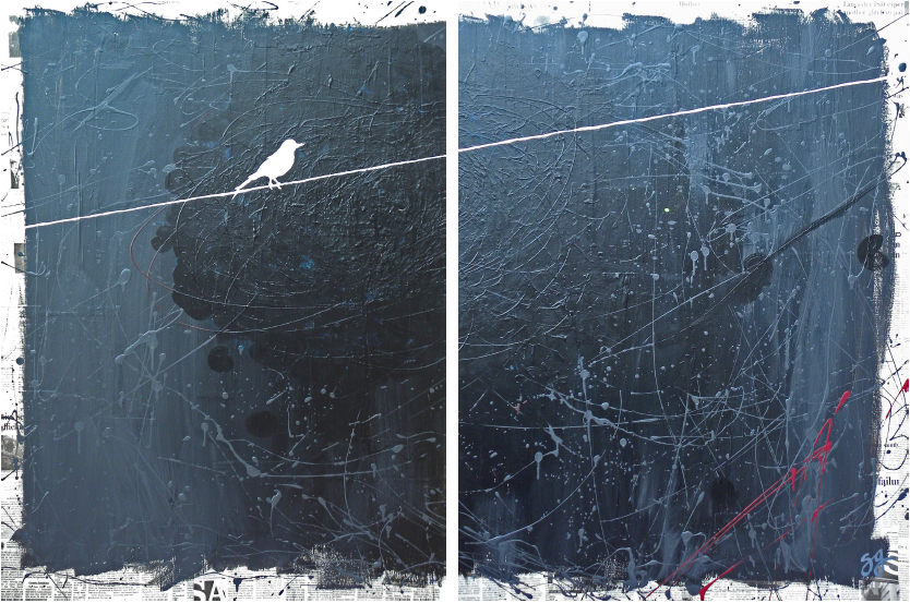 """On a Wire 
