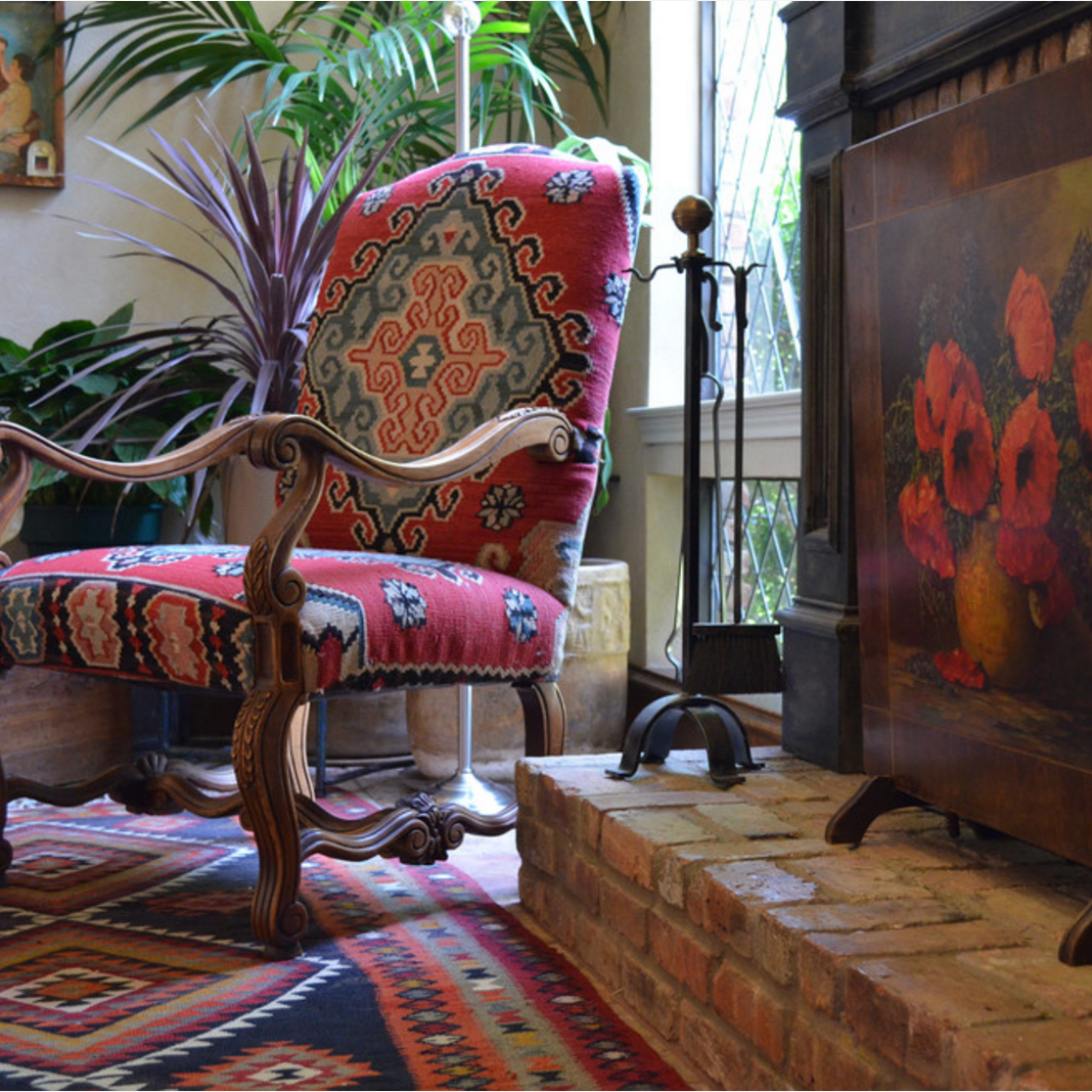 Eclectic in Dallas | Steve & Jeri Wakefield