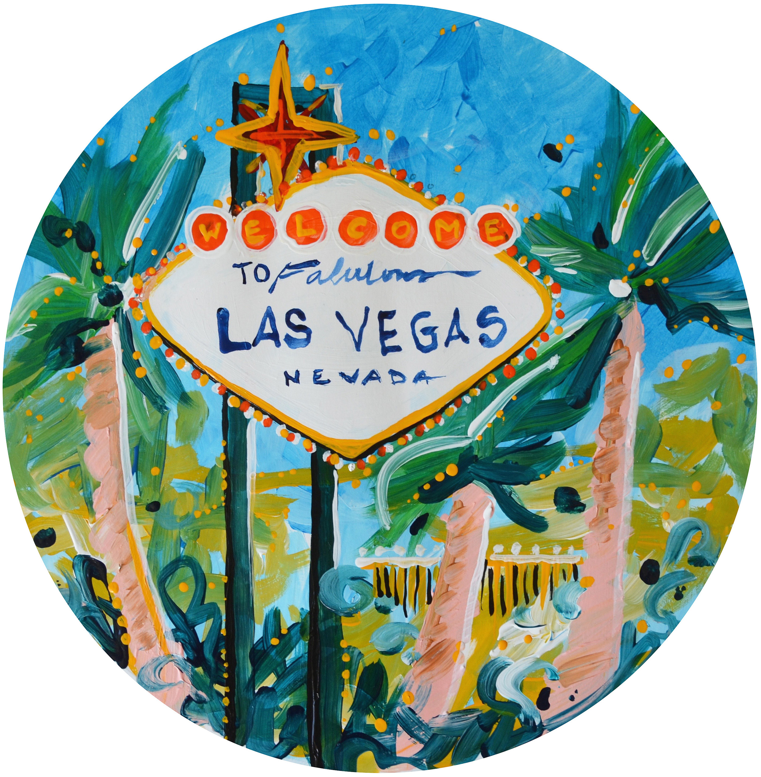 Welcome Sign | Las Vegas, NV