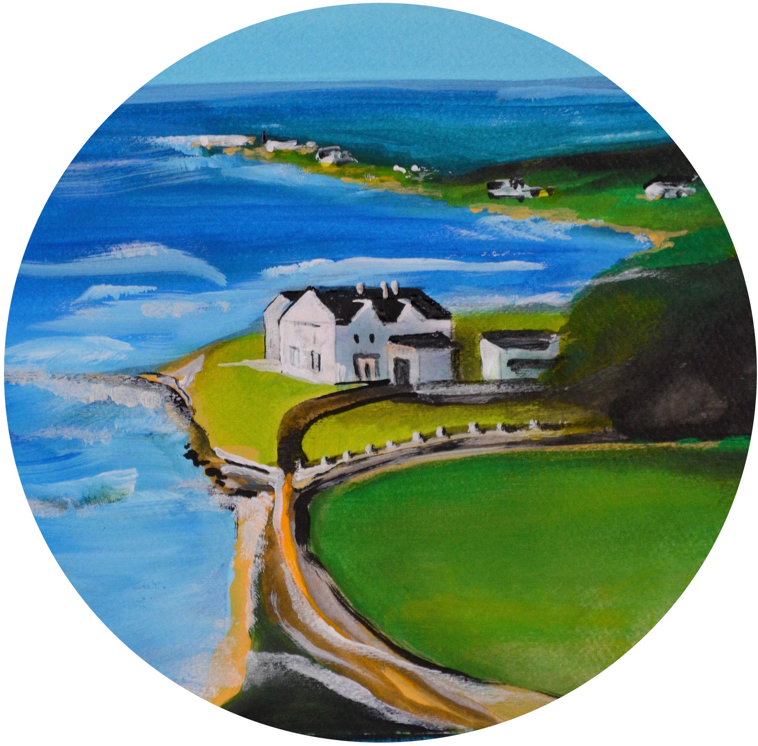 Coastal Cottages | Newport, Rhode Island