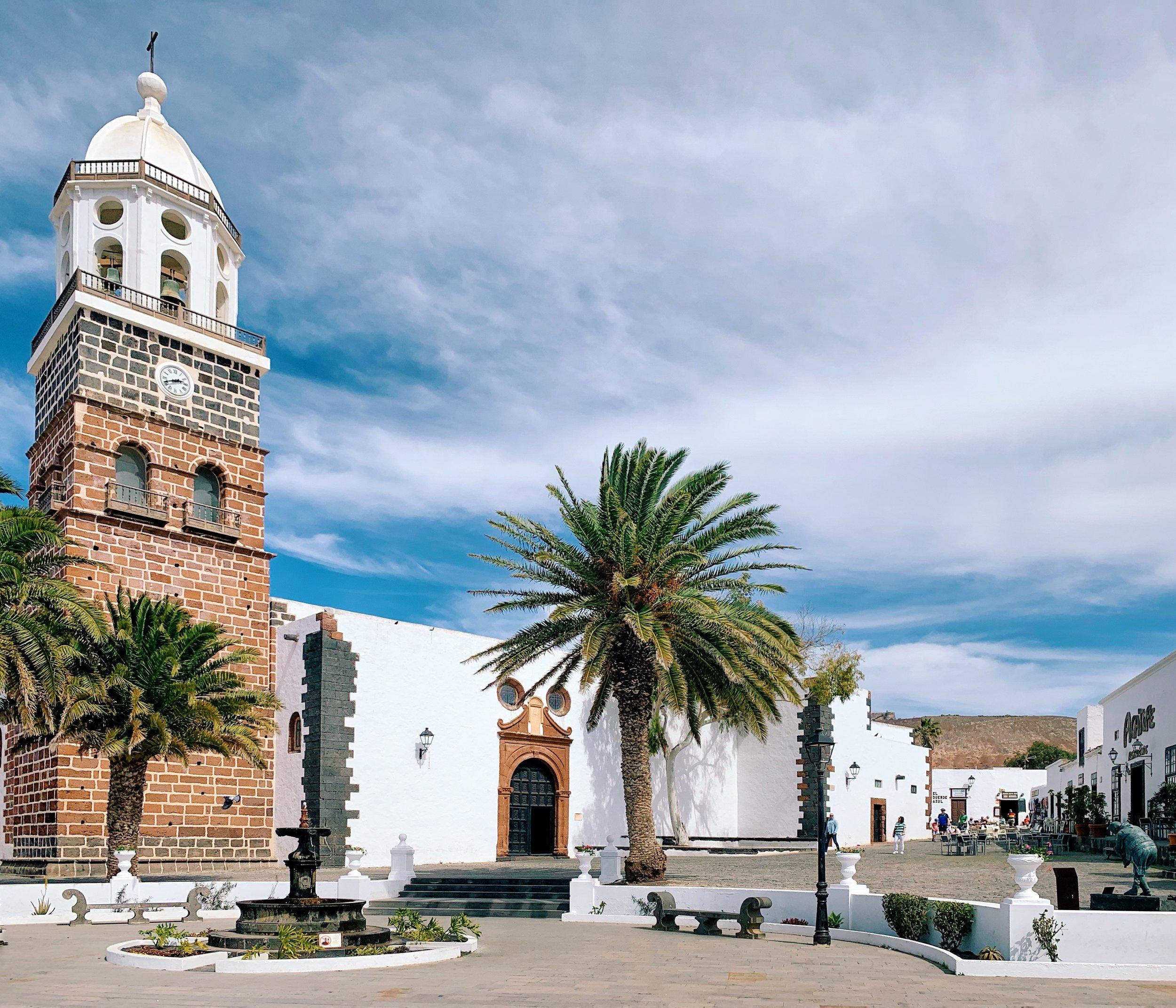 Plaza de la Constitución, Teguise