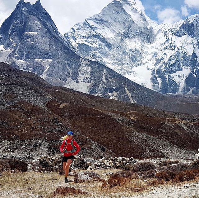 Want to run the Everest Marathon next year? Or just trek to Base Camp? Then join us in 2020!  Next year we're returning to Nepal to run our first ever open trip- and what better destination than Everest Base Camp.  As usual, we've handpicked the very best lodges, with private rooms and ensuites nearly all the way.  We'll even have a private Base Camp exclusively for our team, which means that everyone will have the unique opportunity to spend a night there.  For those who want to run the Ultra, Marathon or Half, we can even provide a running Sherpa to accompany you. For those who'd like to trek, we'll hike down and reconvene at the finish line.  For more info see the link in our bio ☝️