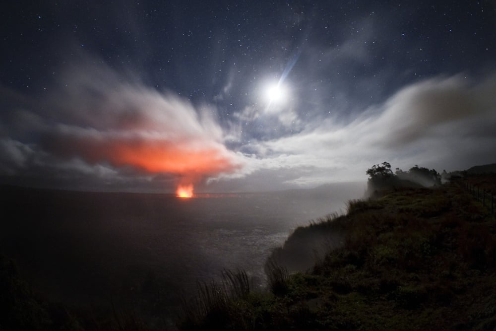 Hawaii Volcanoes National Park, © Tyler Nordgren