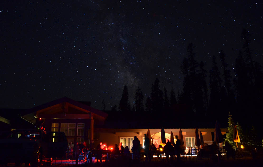 Lassen Dark Sky Festival, NPS Photo