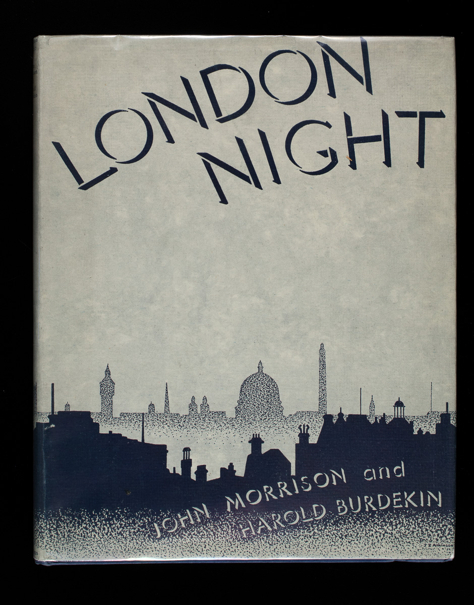 London Night , by Harold Burdekin and John Morrison