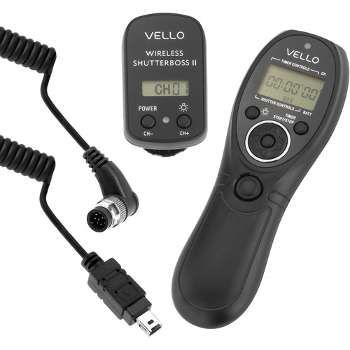 Vello Wireless Shutterboss II