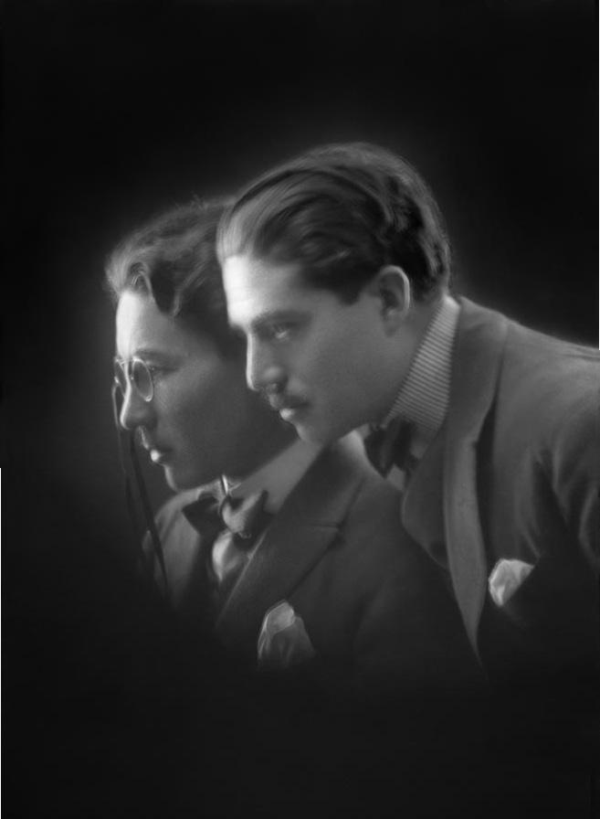Carlos and Miguel Vargas