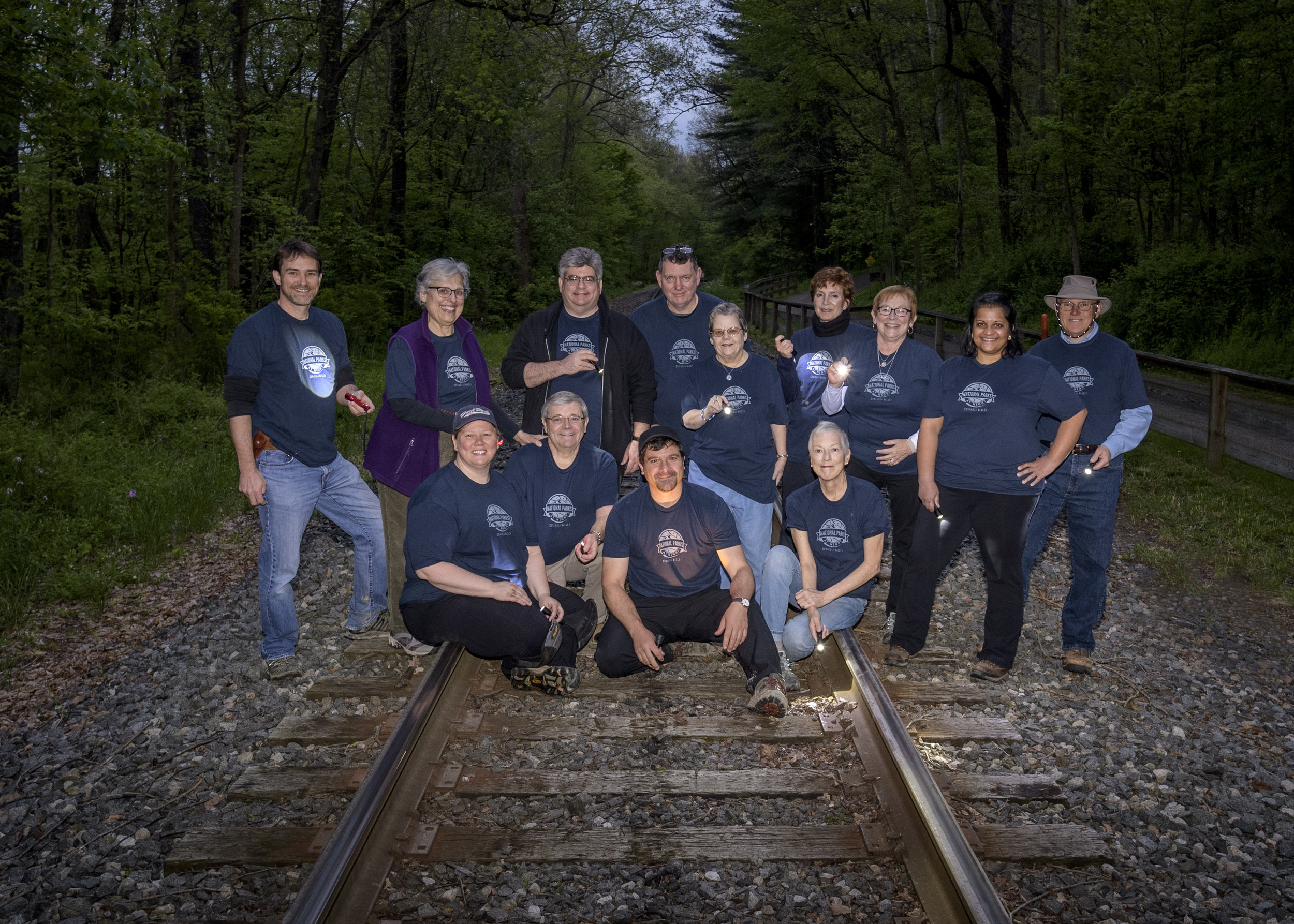 The Cuyahoga Valley National Park group