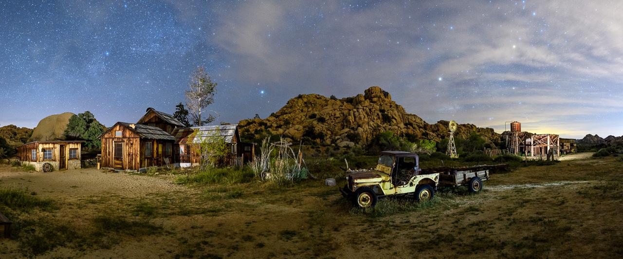 """ How We Got The Shot: Teamwork At Desert Queen Ranch In Joshua Tree NP """