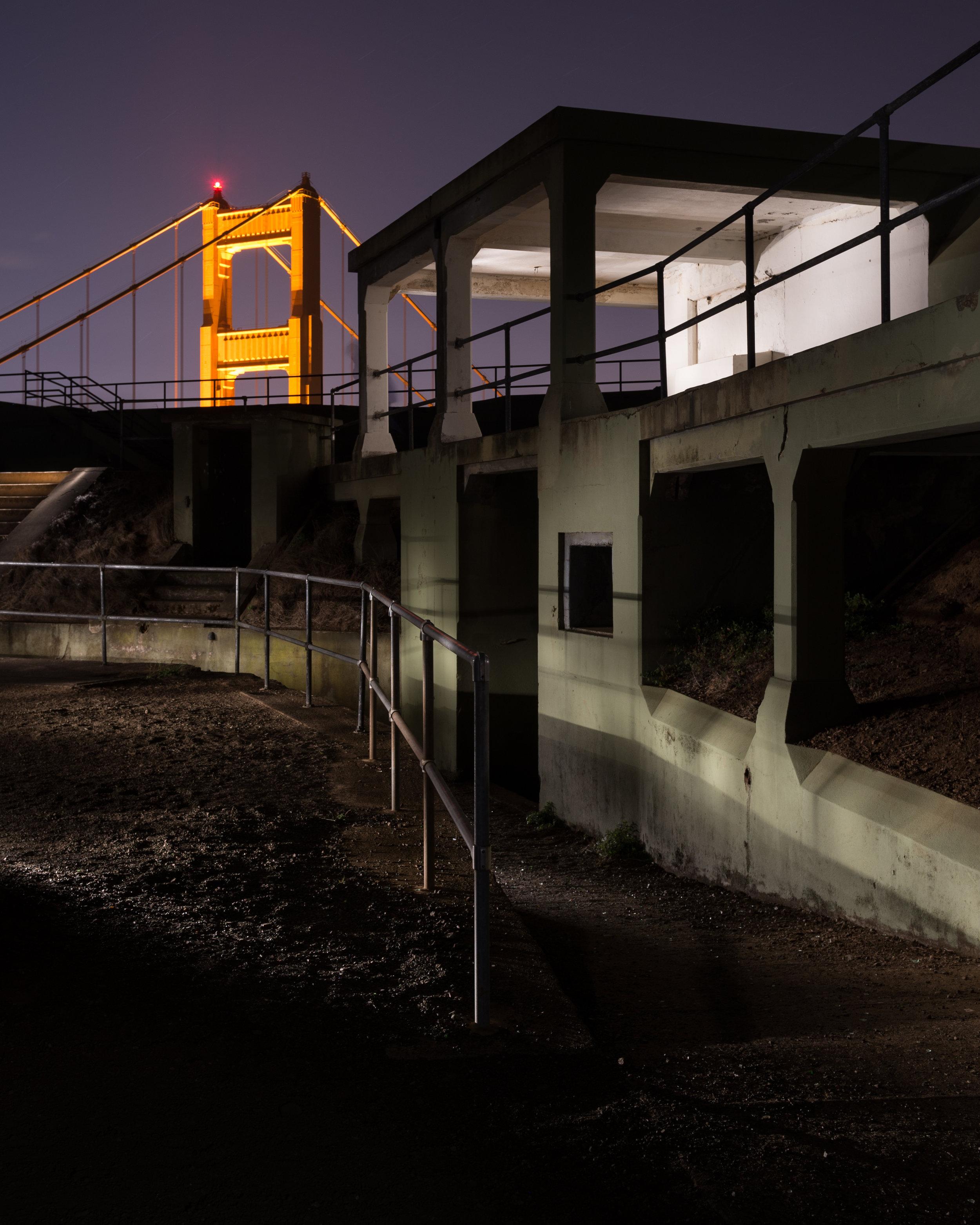 Battery Spencer, Golden Gate Bridge
