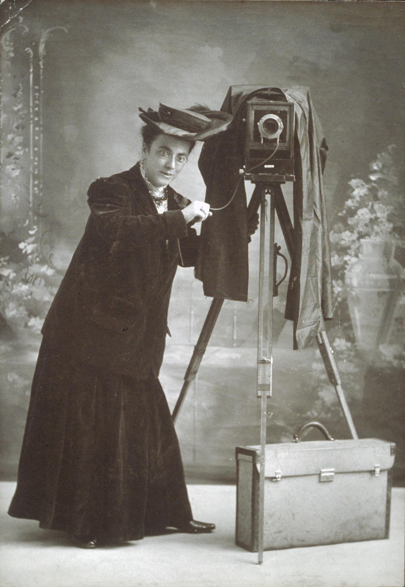 Jessie Tarbox Beals, c. 1905