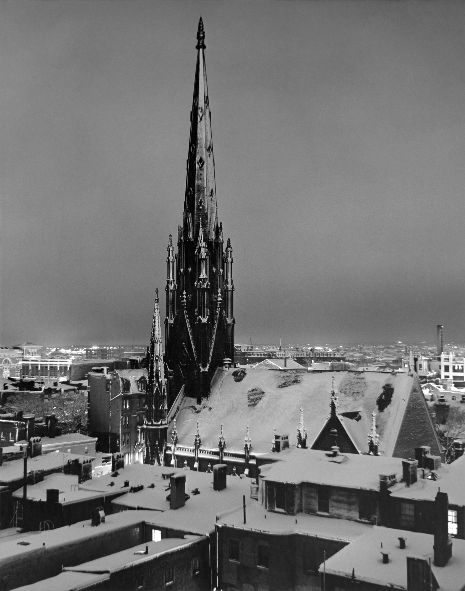 First Presbyterian Church, 1958