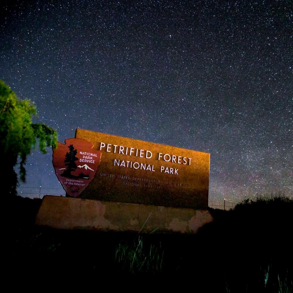 Petrified Forest National Park. NPS Photo/Jake Holgerson.