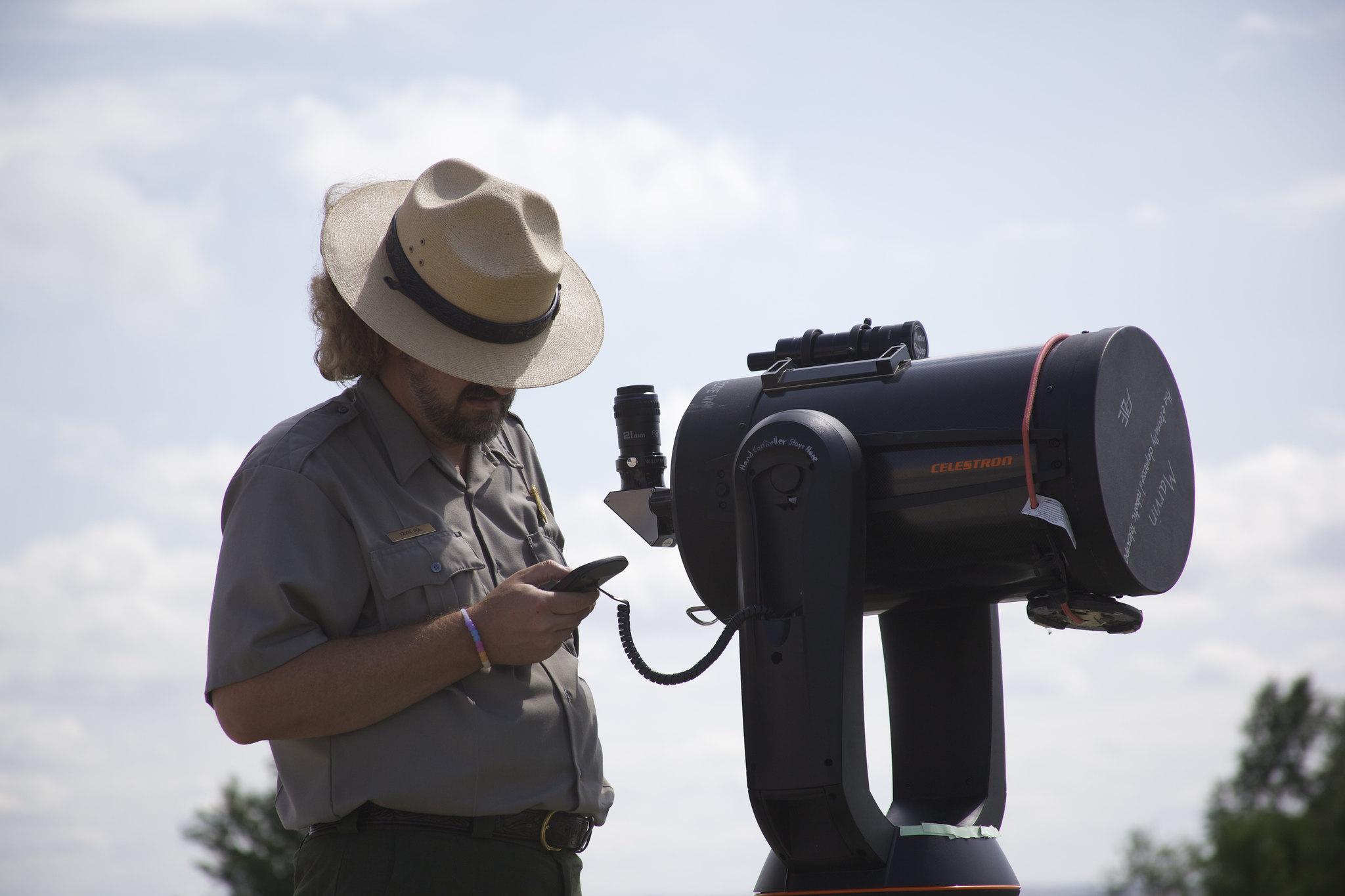 Badlands National Park. NPS/Gary Joseph Cohen.