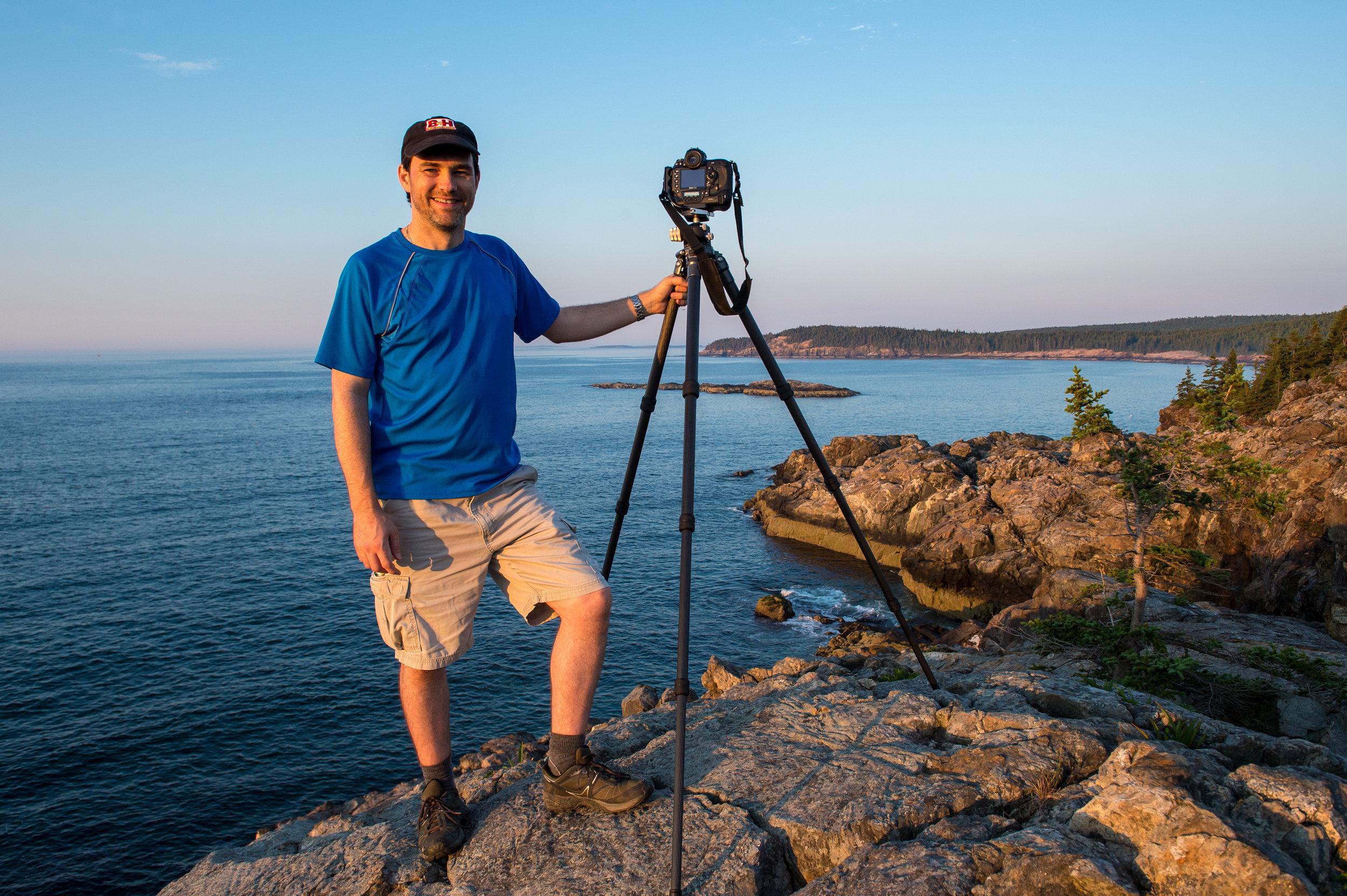 Acadia National Park in Mount Desert Island, ME on Wednesday, Jul 29, 2015. .by Steven Ryan