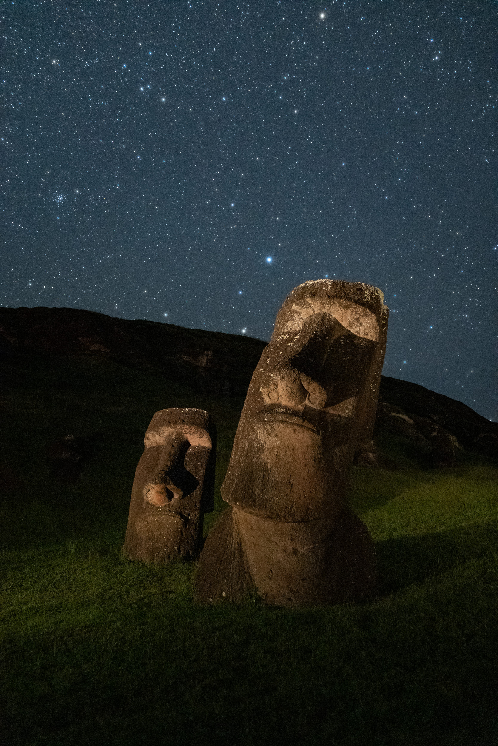 <p><strong>Easter Island</strong><br/> January 25-February 1, 2021</p>