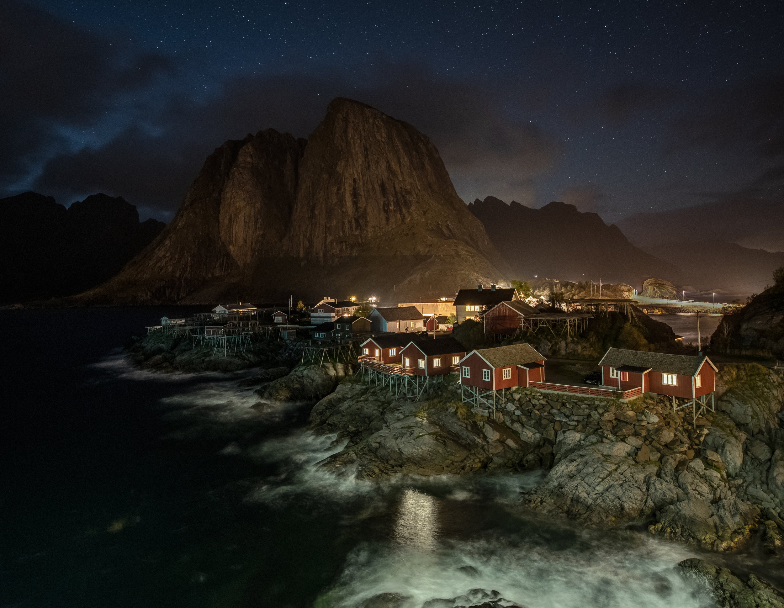 <p><strong>Lofoten Islands (Waitlist Only)</strong><br/> March 8-16, 2020</p>