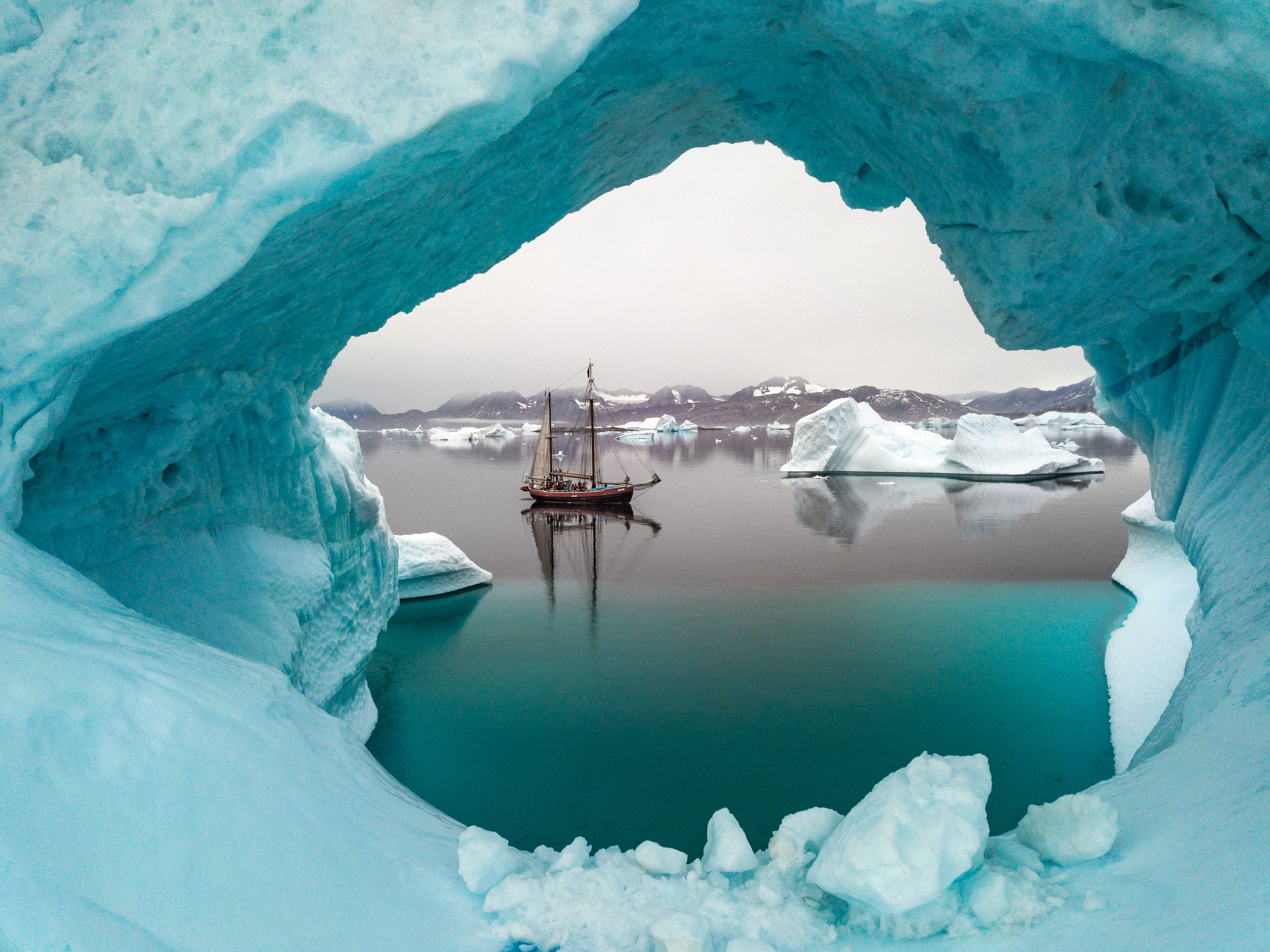 <p><strong>East Greenland Schooner (Waitlist)</strong><br/> September 4-13, 2020</p>