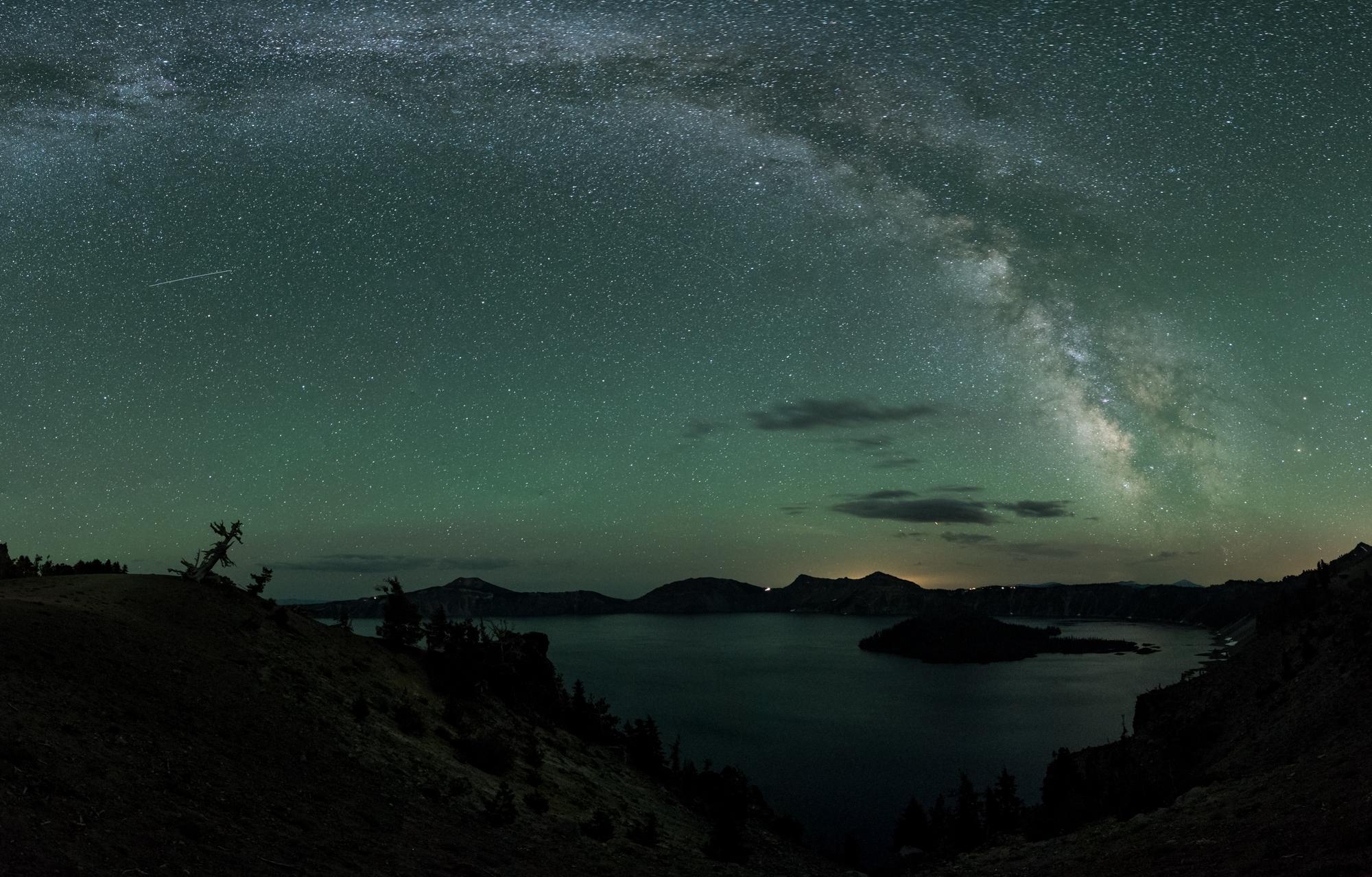Crater Lake National Park, © 2016 Gabriel Biderman