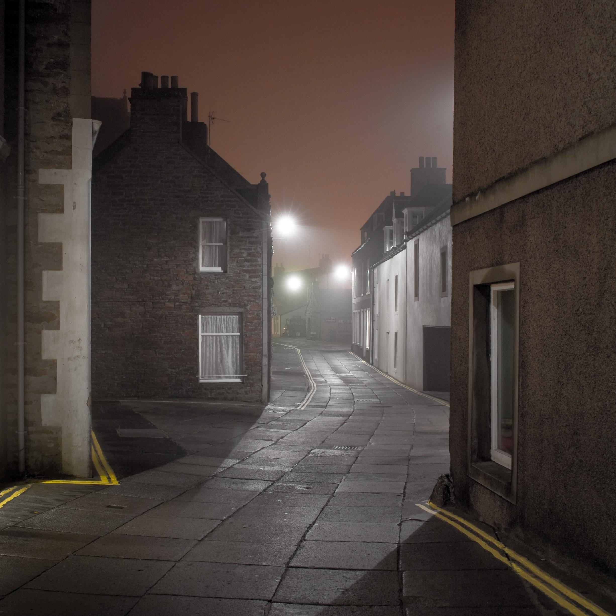 2. Stromness, Orkney, Scotland.