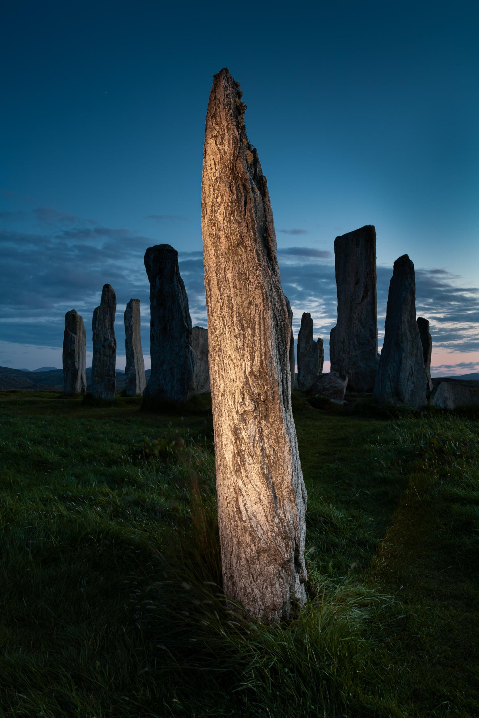 1. Callanish, Isle of Lewis, Scotland.