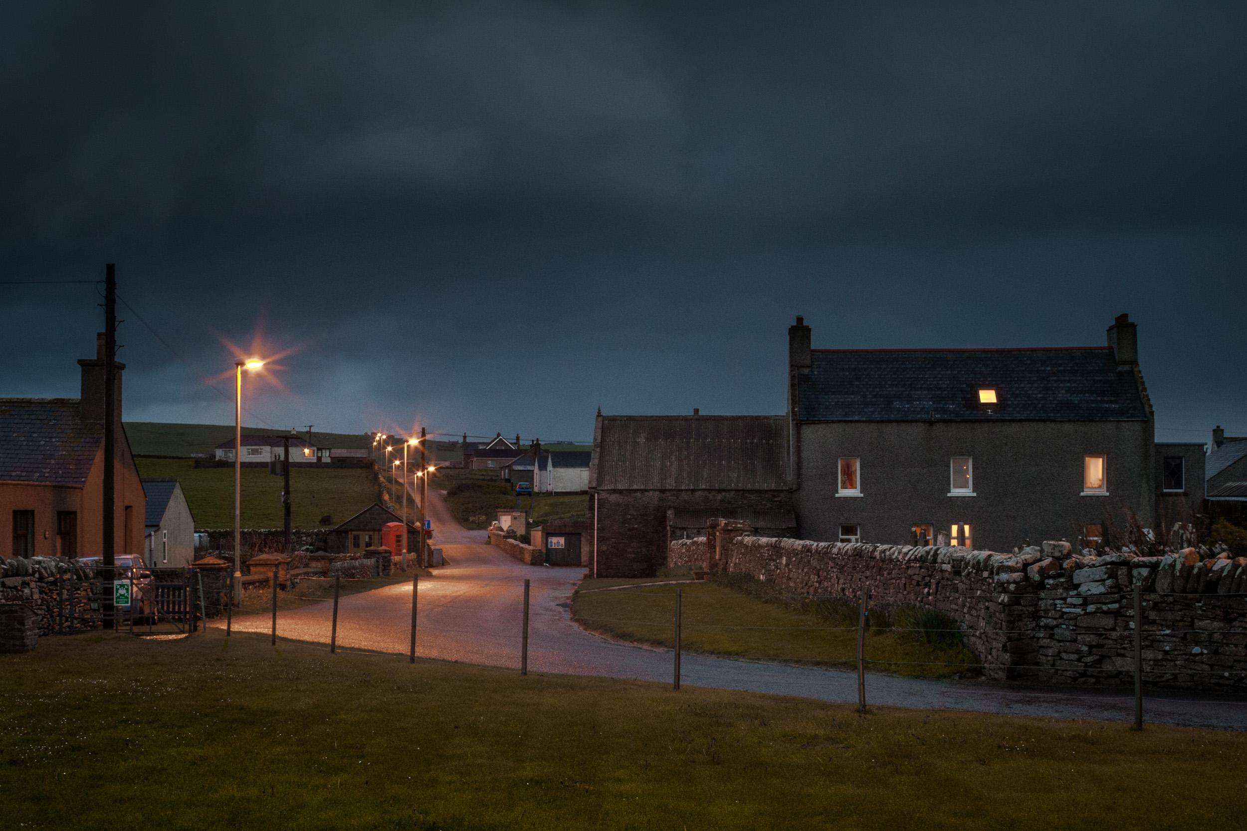 3. Birsay, Orkney, Scotland.