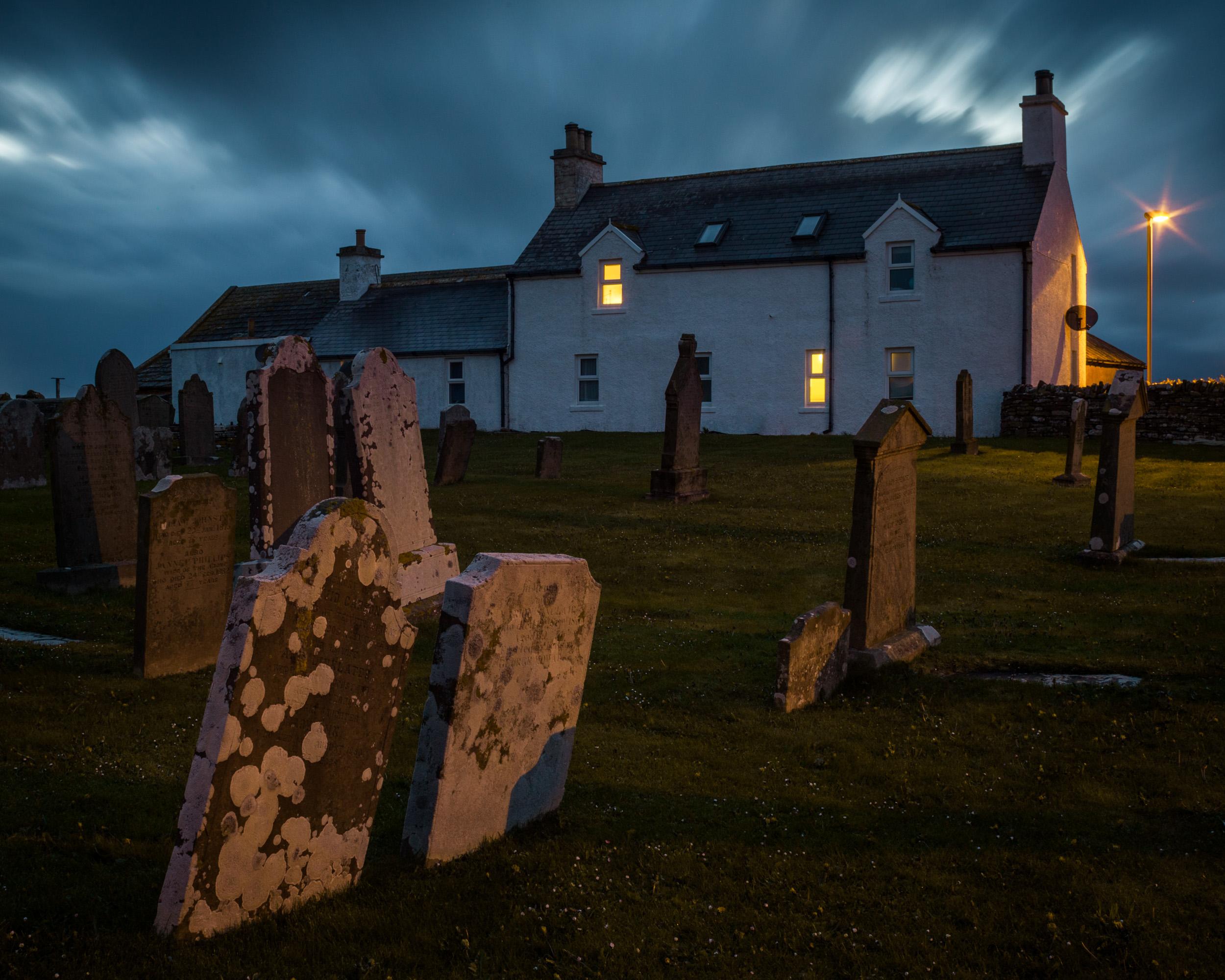 6. Birsay, Orkney, Scotland.