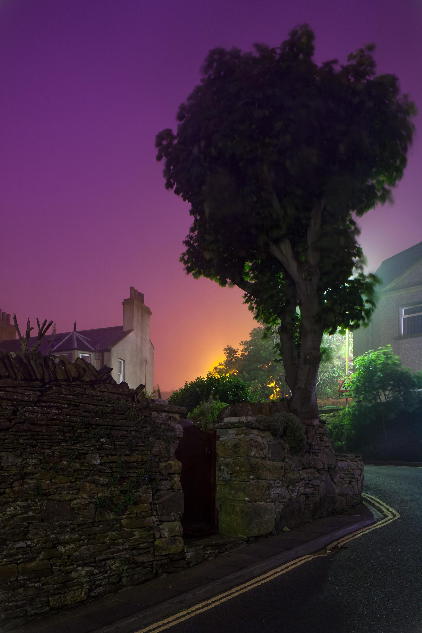 7. Kirkwall, Orkney, Scotland.