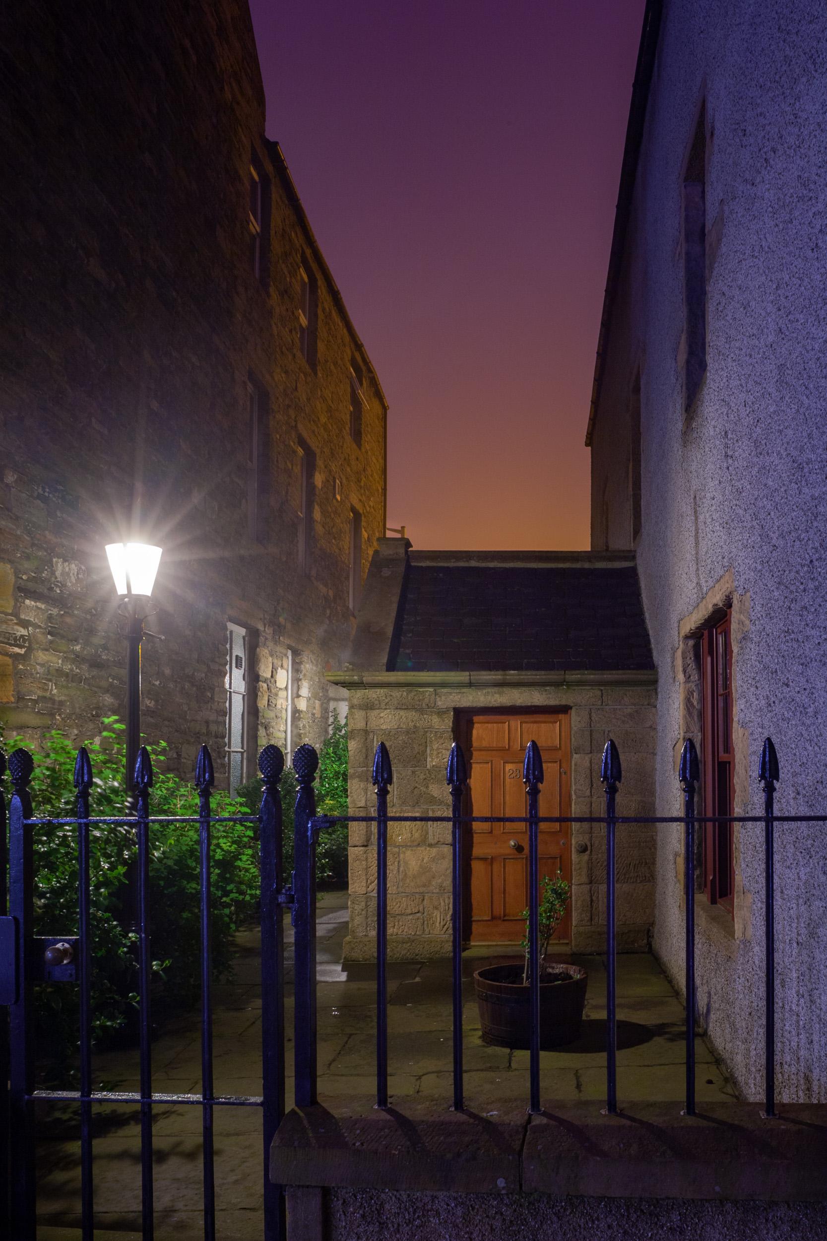 10. Kirkwall, Orkney, Scotland.