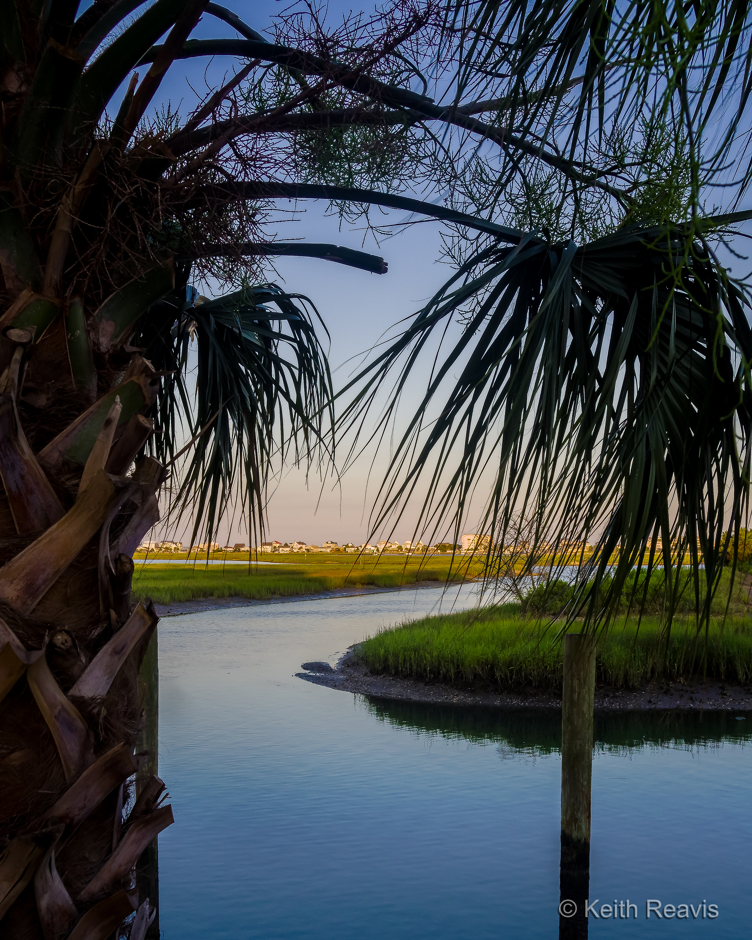 Evening Arrives - Murrells Inlet