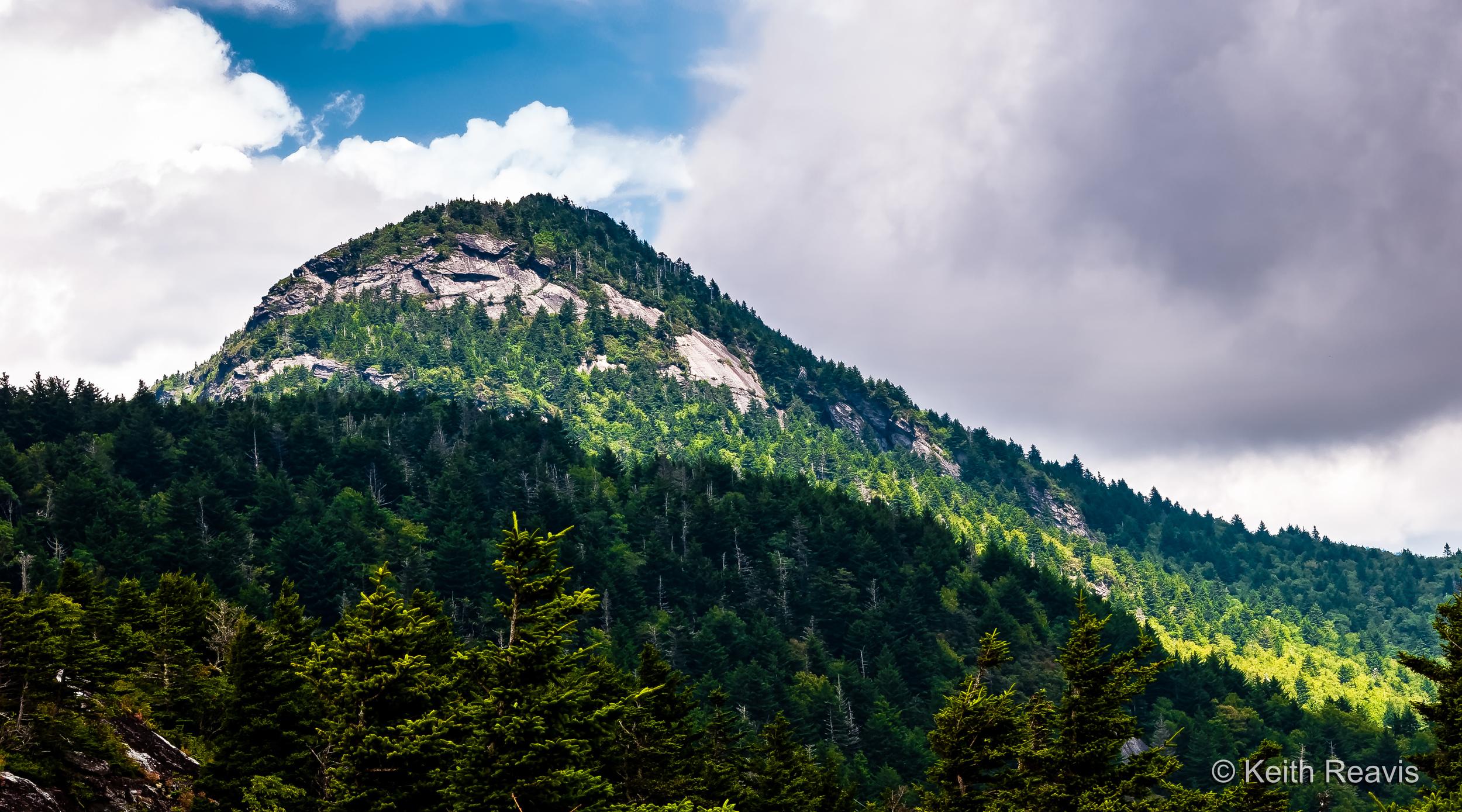 Clearing Storm - MacRae Peak
