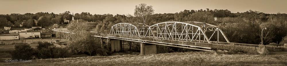 This series was taken in 2010 a few months prior to demolition of the bridge which connected the towns of Elkin and Jonesville, NC across the Yadkin River since 1931.