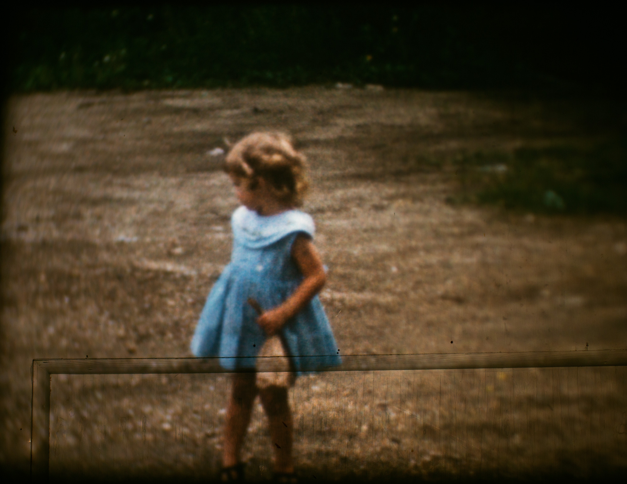 The Girl in the Blue Dress 2015