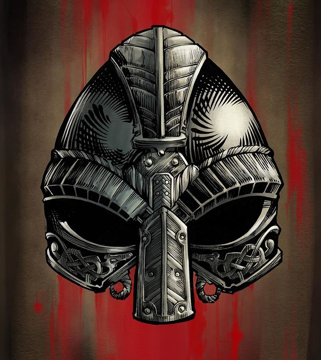 VARGÖLD, the comic book series. #helmet #vikinghelmet #norse #norsemythology #viking #vikings #vikinghistory #iceland #icelandicvikings #thor #odin #valhalla #vikingstories #heathen #norsepagan  #norseman #norse #pagan #heathens #heathenism