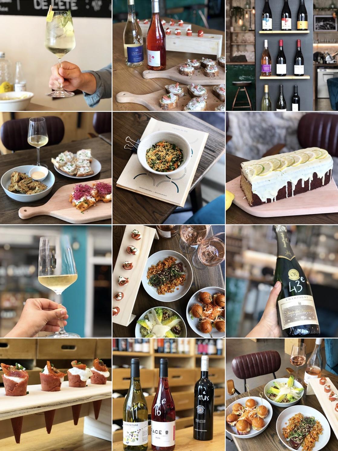 CD6 - Paris, FranceWine & Food Pairing