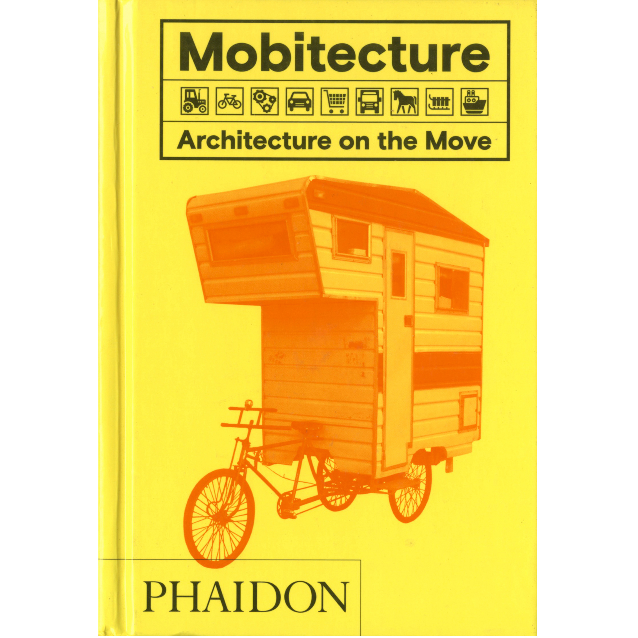 Mobitecture published by Phaidon