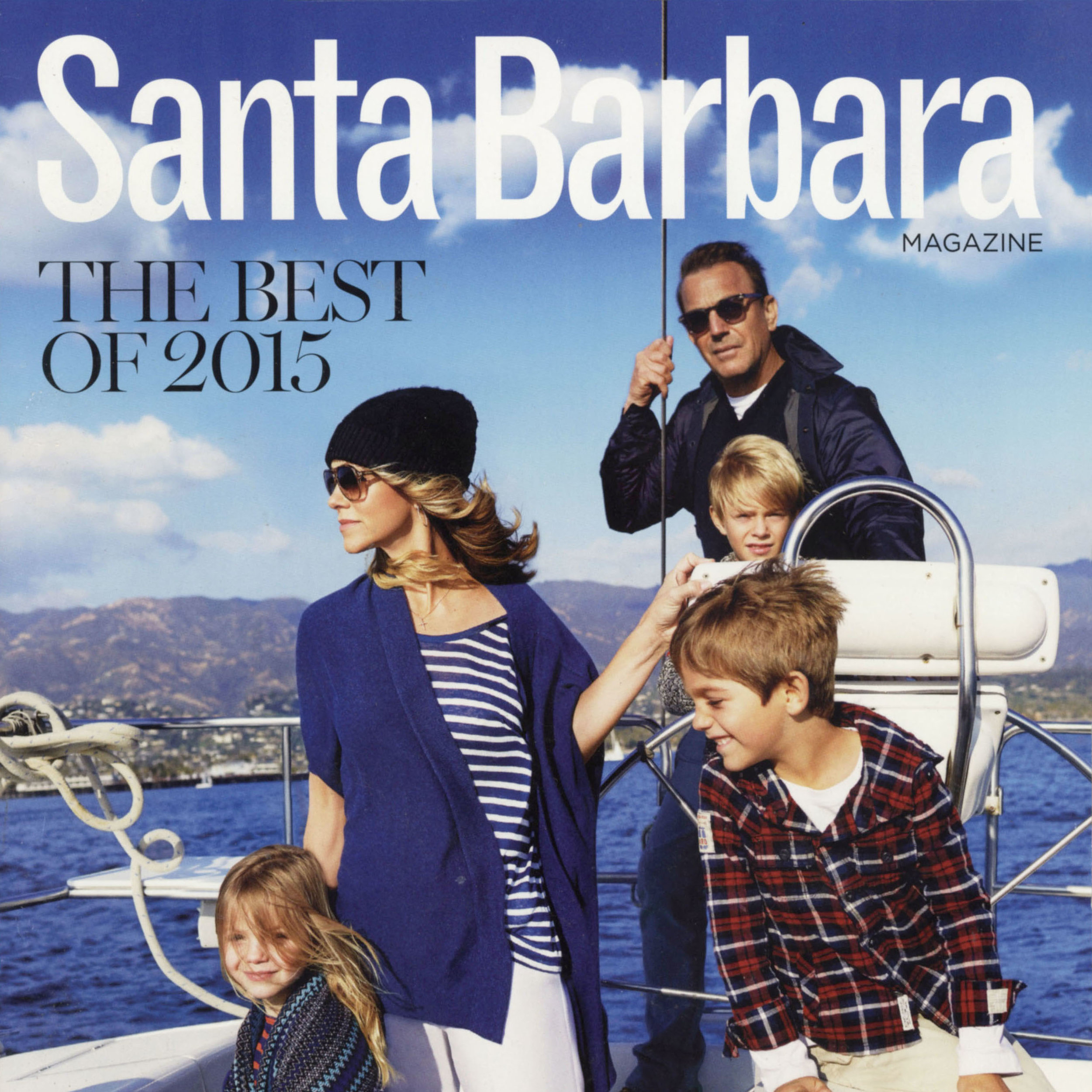 Santa Barbara Magazine, Best of 2015