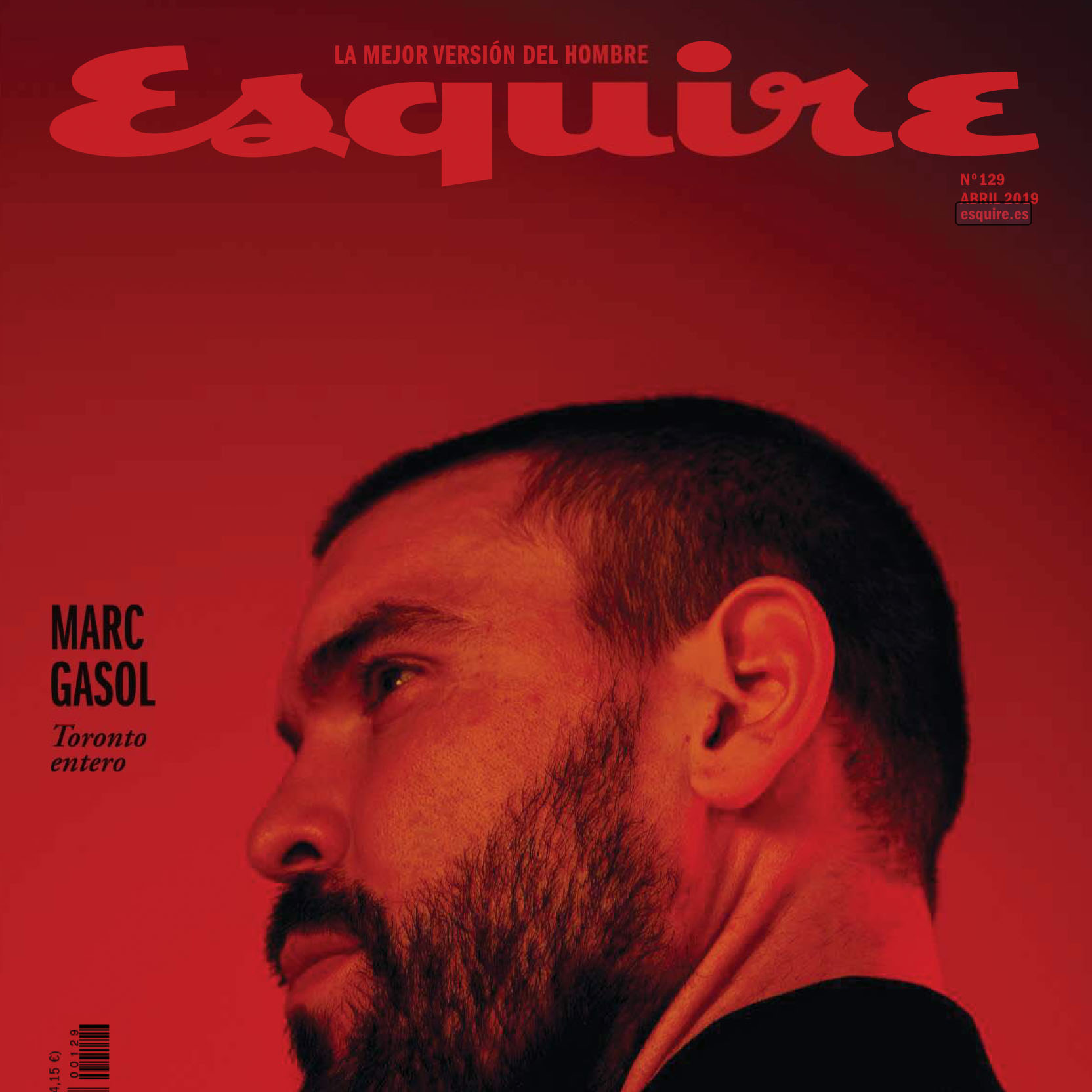 Esquire España, Apr. 2019
