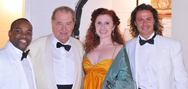 Rafael Fruhbeck de Burgos, Markus Werba, Layra Claycomb