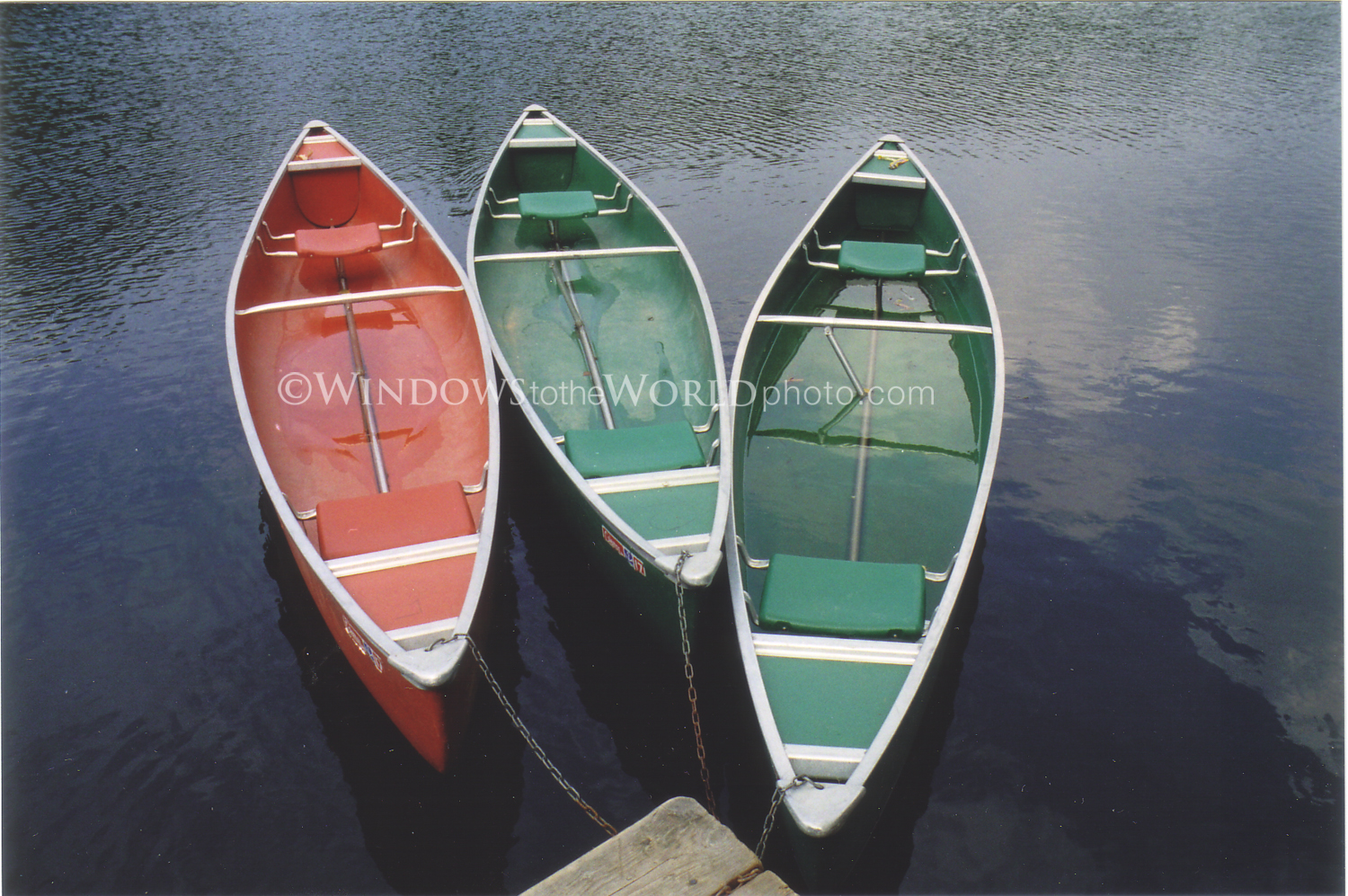 Pinery Canoes