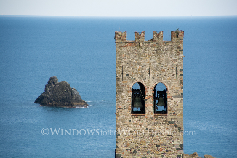 Bell Tower, Monterosso