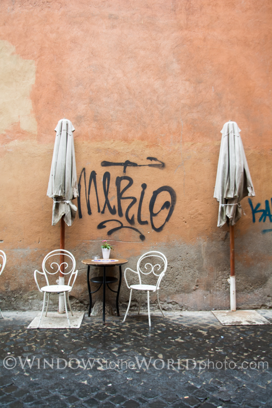 Graffiti, Roma