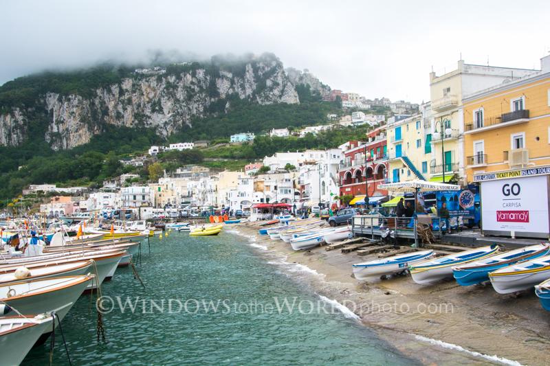 Marina Grande, Capri