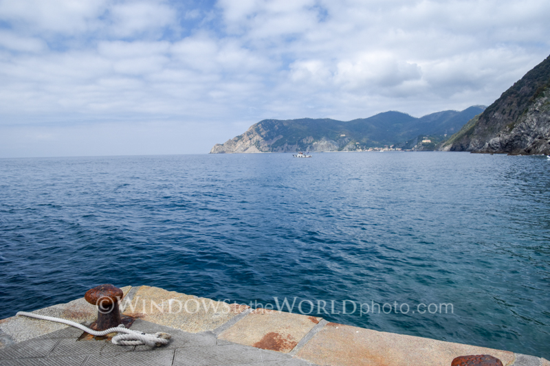 Vernazza sea view