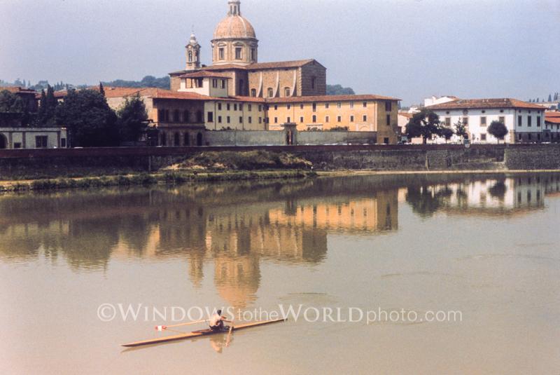 River Arno 1980