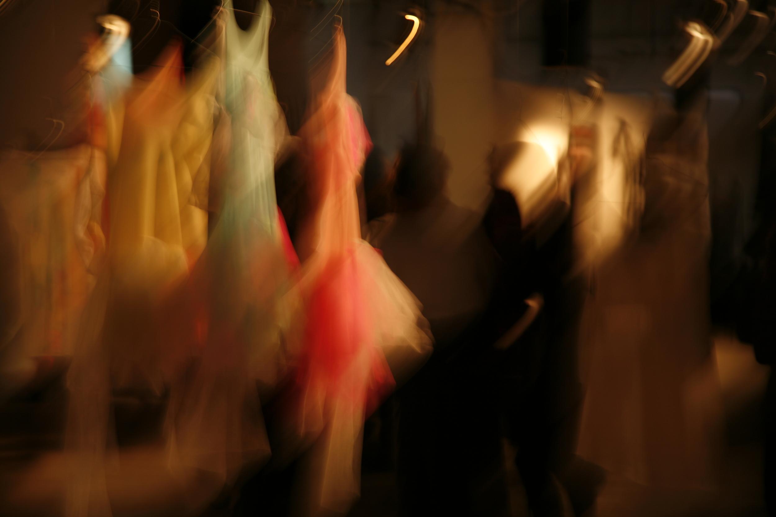 Kultwerk West  Last-Minute-Kleider  Maria Mahlmann   Copyright  Renate Meyer-Kubik 2008