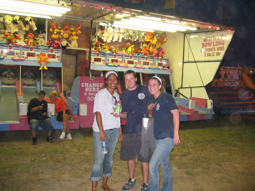 Carnival at the Arcadia VFC